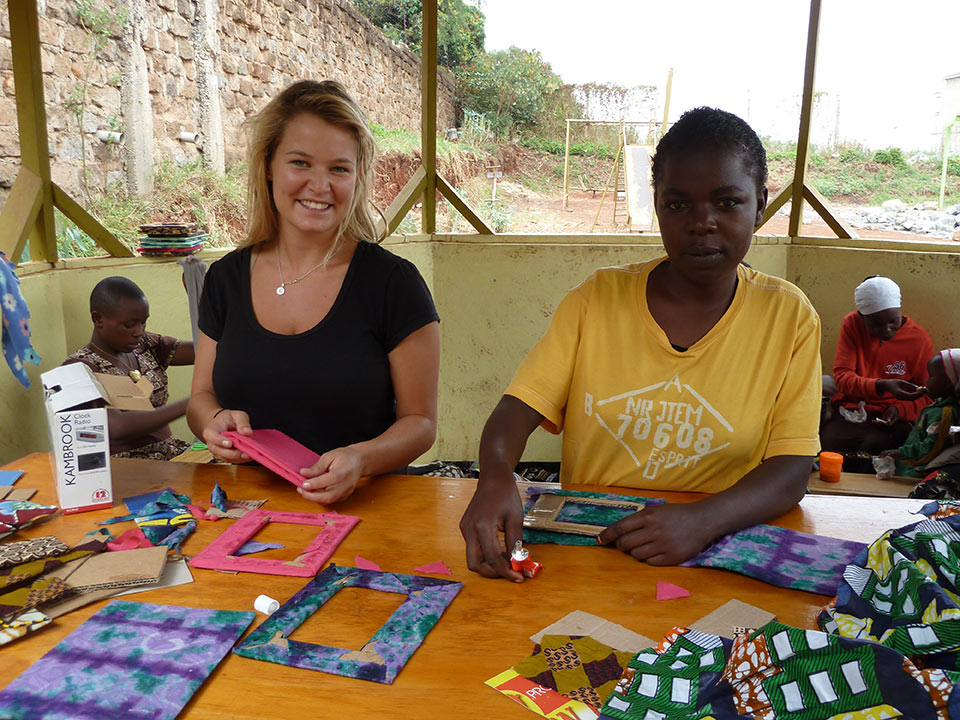 Women for Women in Africa Volunteer-teaching-skills-2