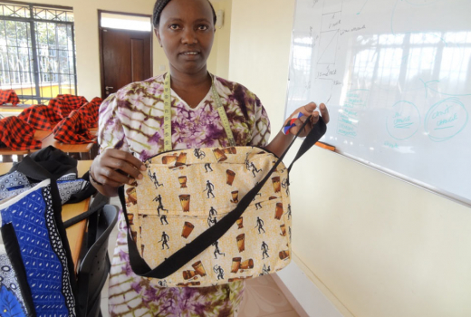 Women for Women in Africa Sewing-room-workshop-209