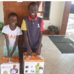 New Stoves For The Families Of Kibera