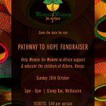 Pathway To Hope Fundraiser & WKW Update